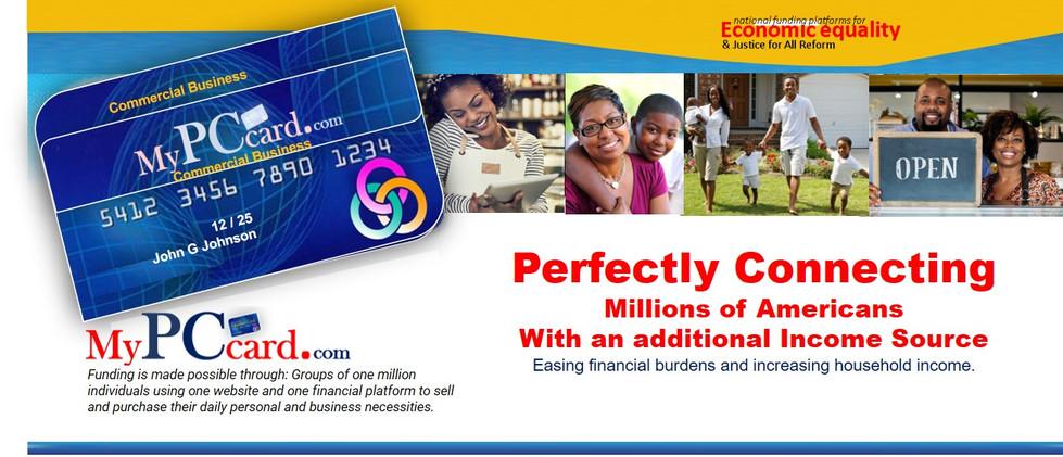 Perfect Connection Debit Card