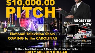 National TV Show - Present Checks Invite