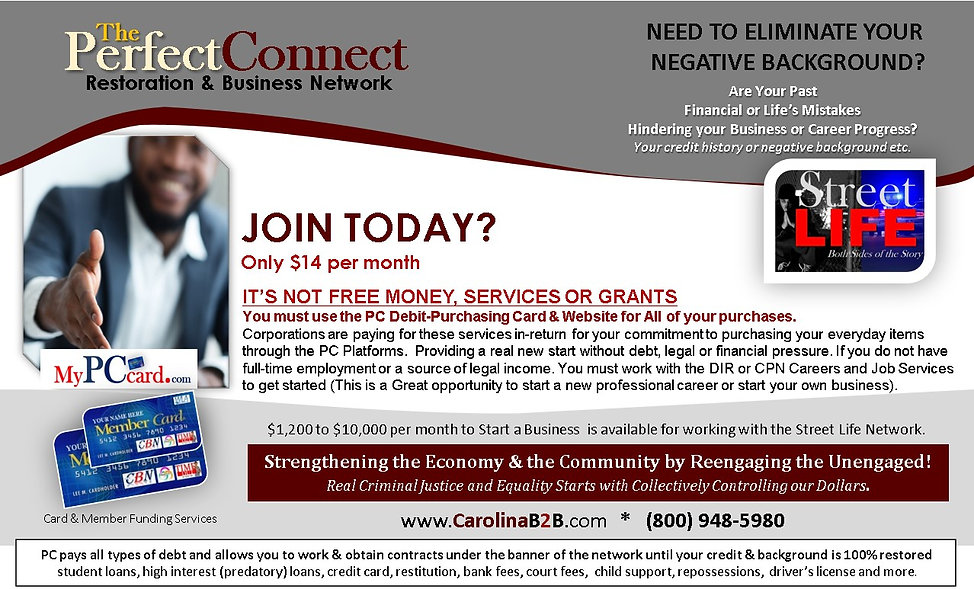 Perfect Connect_Restoration and Business