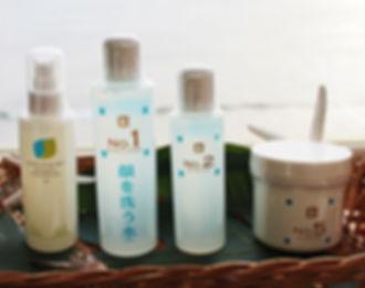 カミヤマ美研,顔を洗う水,チュラサン,The Shanbio,シャンビオ,北谷,しゃんびお,SHANBIO,shanbio