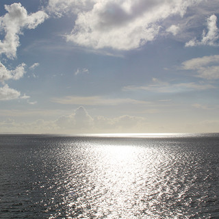 Sparkling Ocean