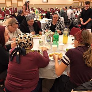 Fellowship Dinner 2018