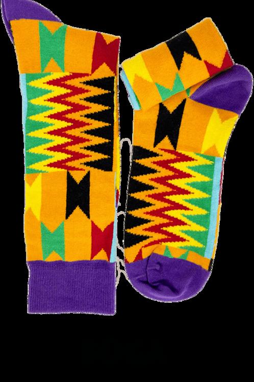 Boga Kente Socks