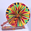Thumbnail: Genuine Leather African Fan