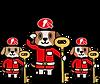 カギの救急車キャラクター