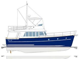 Benetau Swift Trawler 42