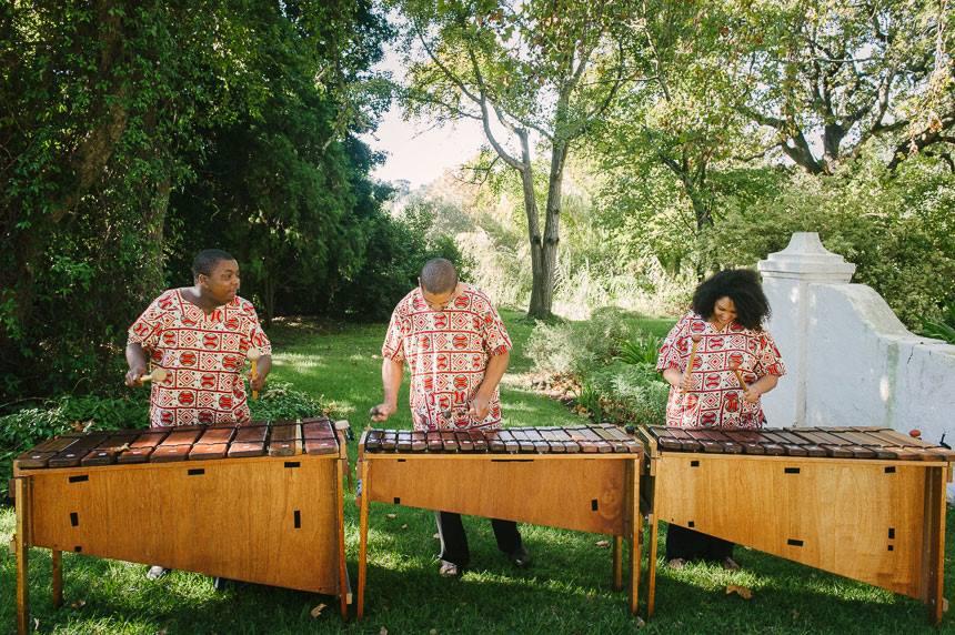 iGubu African Marimba Band