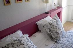 chambre Lilas
