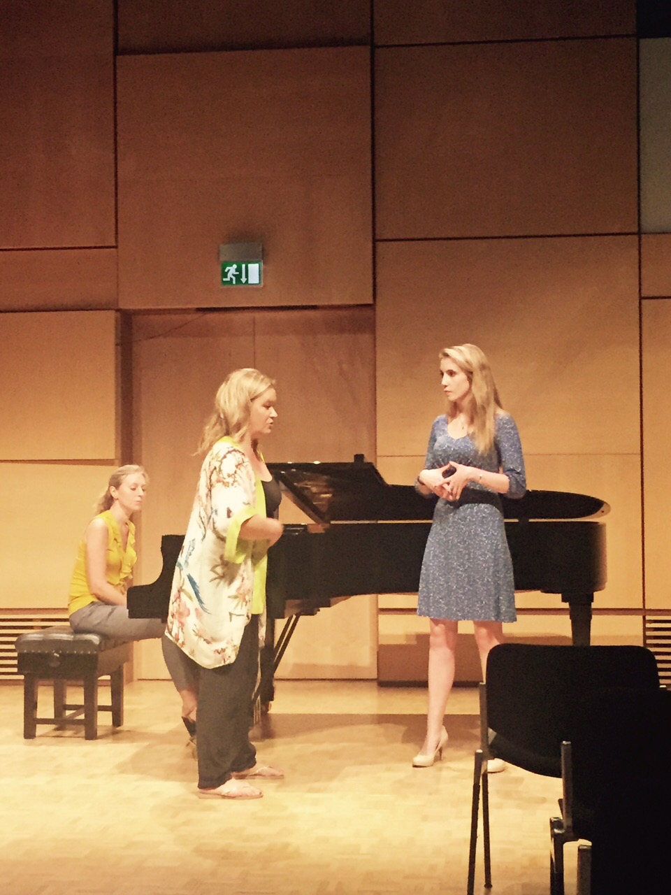 Masterclass with Alice Coote 2015