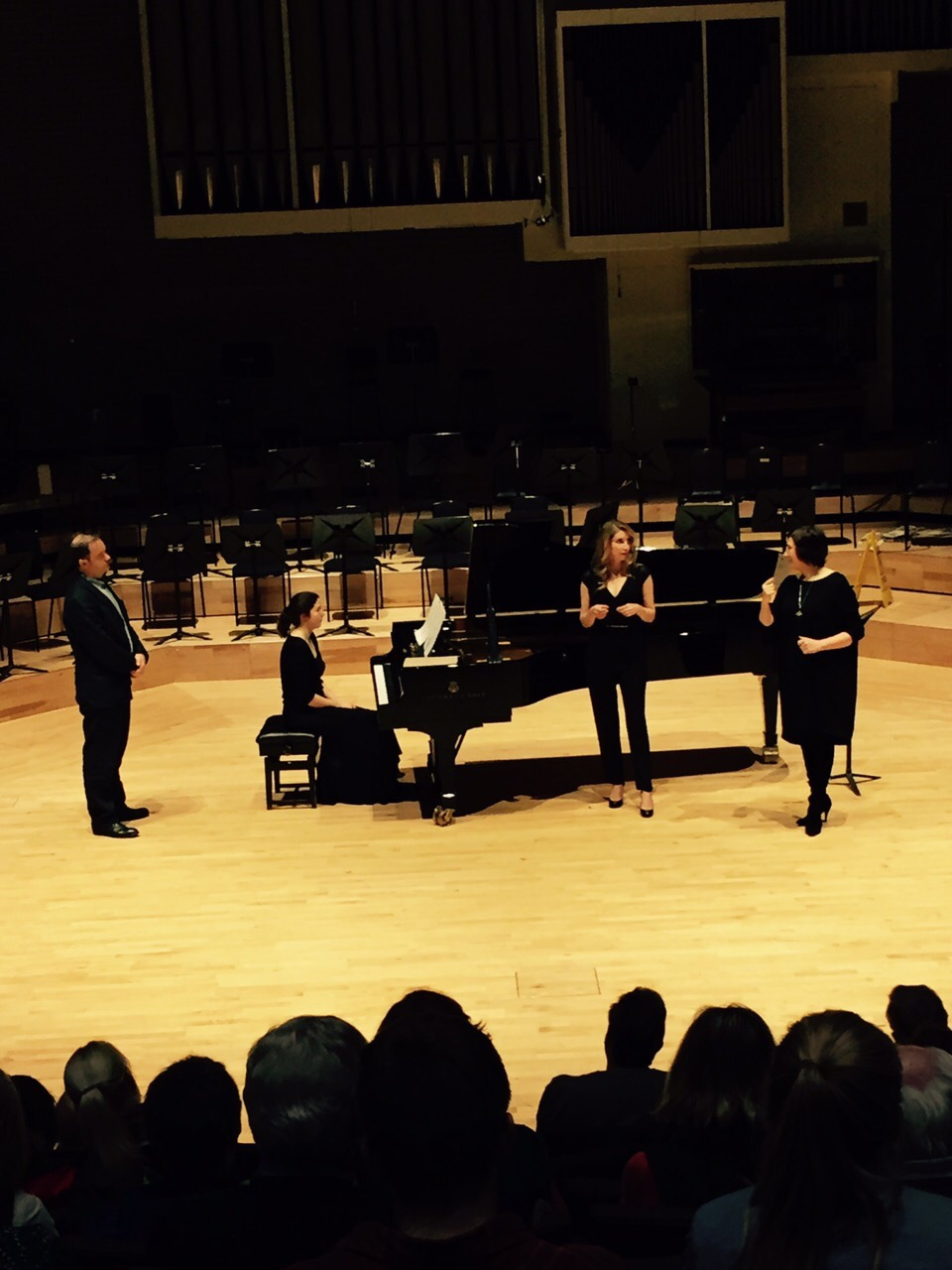 Masterclass with Sarah Connolly 2015