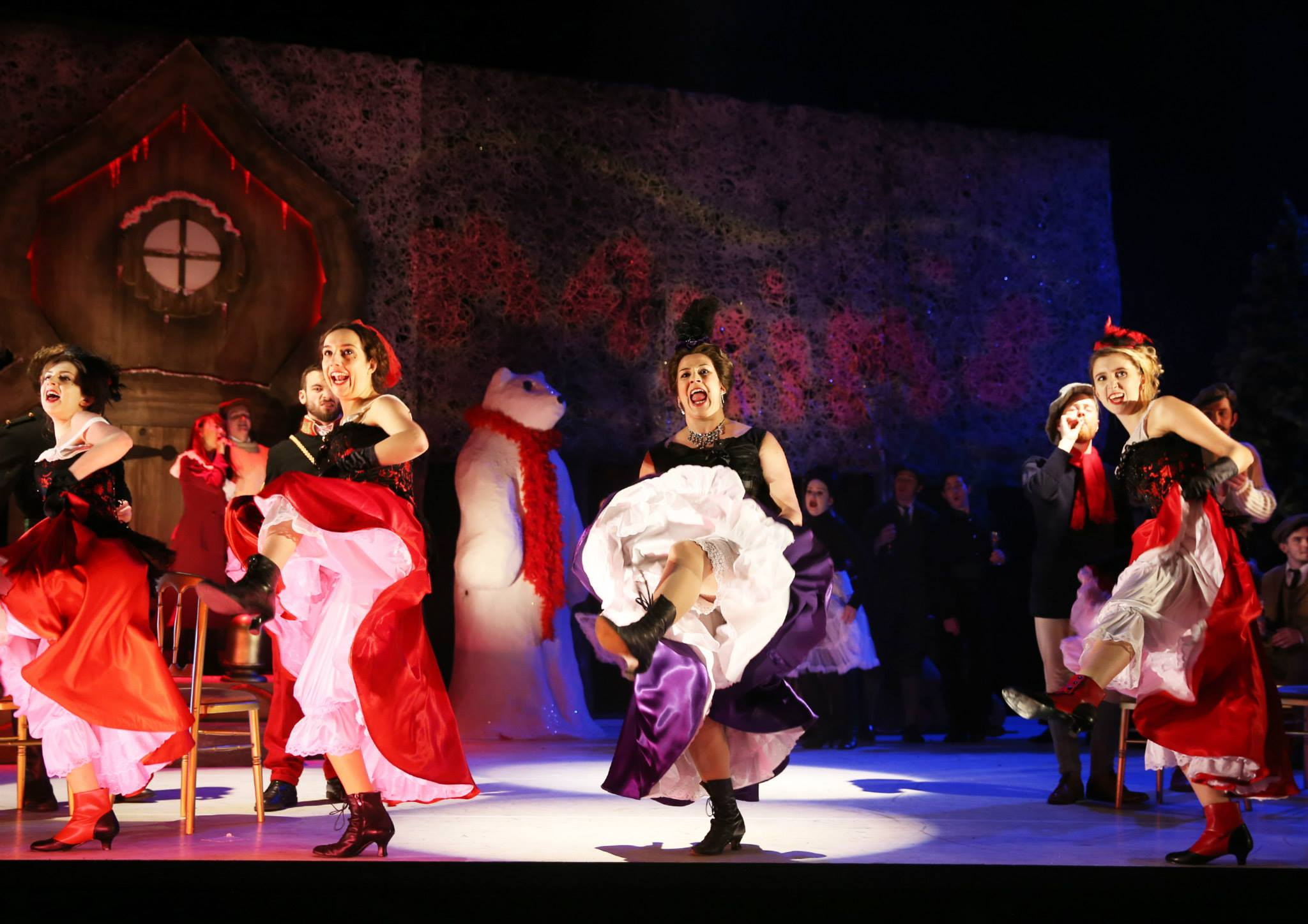 Lehar's The Merry Widow 2014