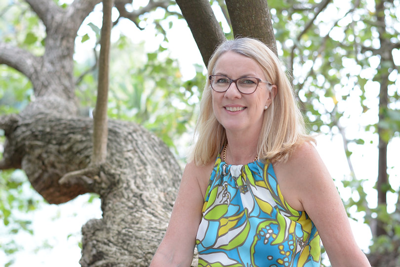 Fiona Ward Gregory