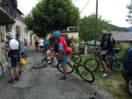 Mountain Bike Training Camp for 65 Degrees North in the Pyrenees