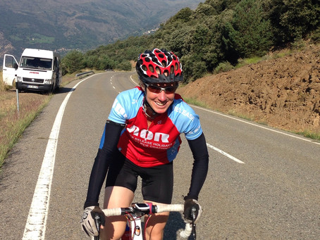 Pyrenees 3 Countries Road Cycling Tour 2019