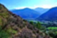 Luchon, Pyrenees, Mountain bike