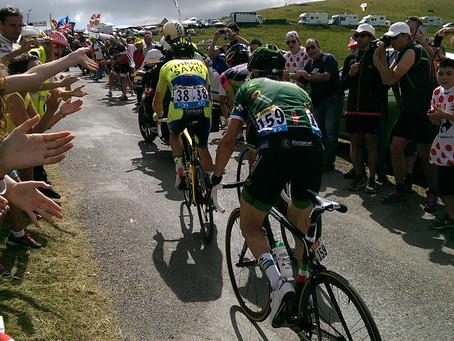 Watch Tour de France in Luchon