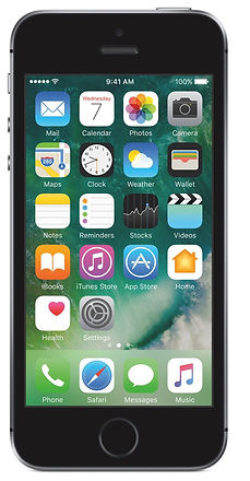 MLLN2SO_A,Apple iPhone SE 16GB - Space G
