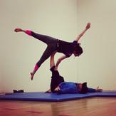 Acro yoga fun