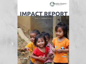 DSI's First Impact Report!