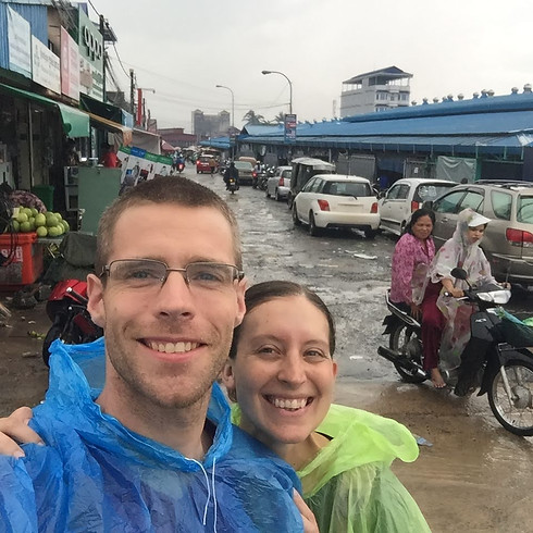 DSI Cambodia summer trip talk