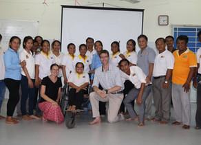 Training week in Pursat, Cambodia