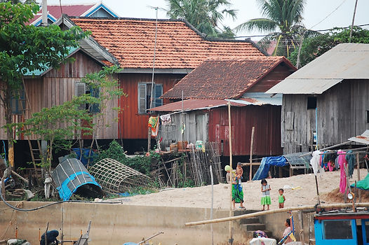 Cambodia family and rural houses.jpg