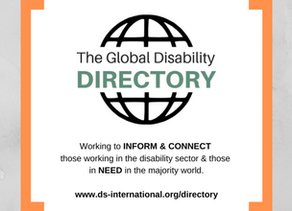 The Launch of the Global Disability Directory