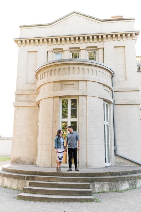 McMaster Engagement Session, Hamilton Wedding Photographer, Dundurn Engagement Session