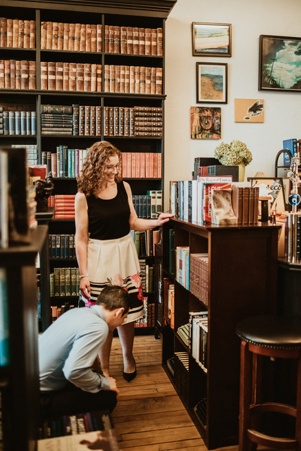 Hamilton Engagement Photographer