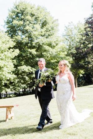 Wedding Ceremony Photos - Durham Wedding