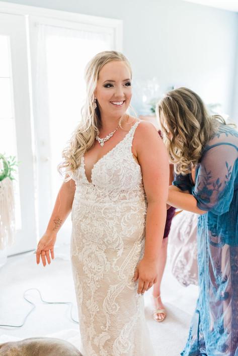 Bridal Portraits - Durham Wedding