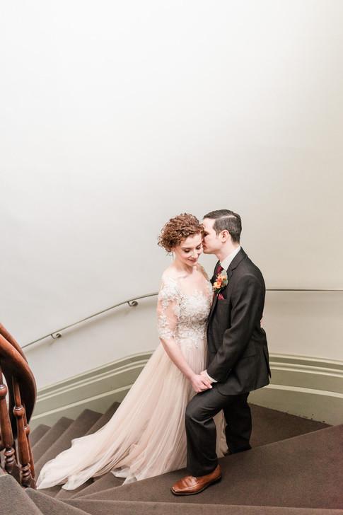 Wedding Portrait at PAMA