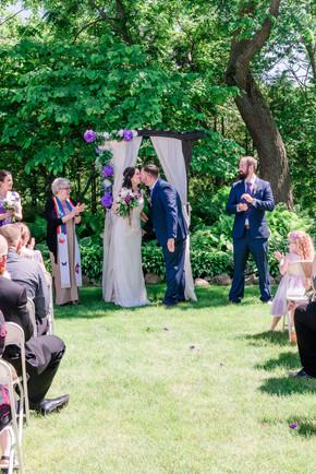 Wedding Ceremony - Waterford Wedding Photographer