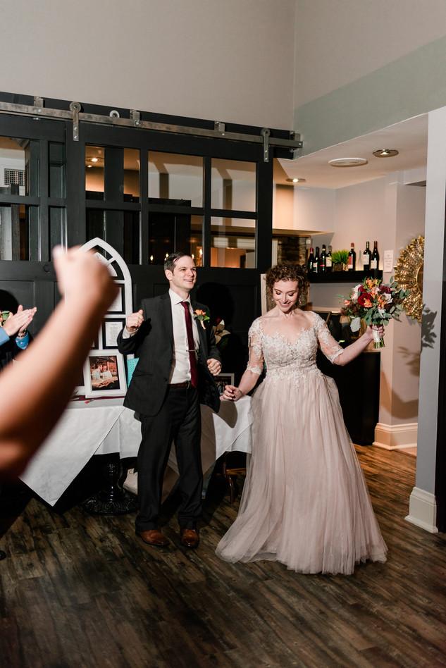 Elliot House, Culinaria Wedding Photo Reception