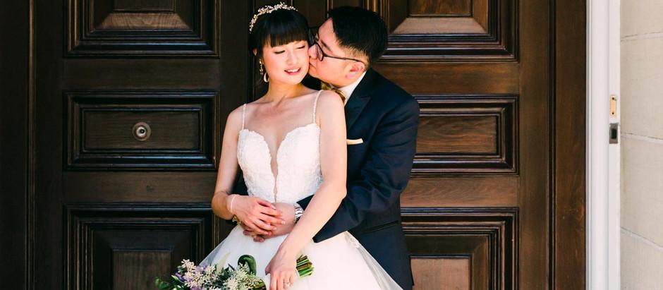 University Club of Toronto Wedding | Melissa and Larry