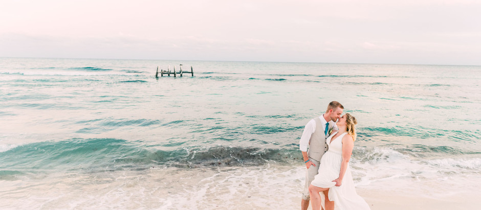 Destination Wedding | A couple from Kitchener | Jess and Brady