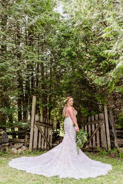 Bride Photos - Durham Wedding