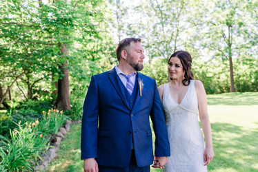 Bride and Groom - Waterford Wedding Photographer