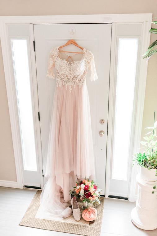 Alicia's Wedding Dress