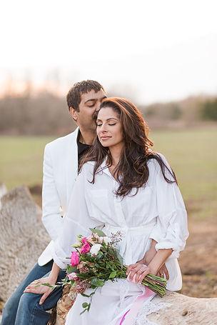 Micro Wedding Couple in Woodstock Ontario