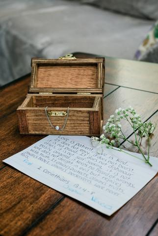 Bridal Preparation - Waterford Wedding Photographer