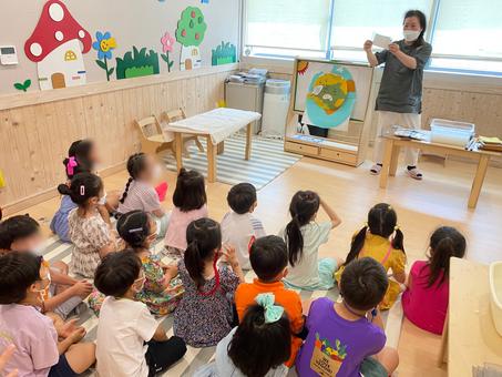 생태문화교실, 6월 21일, 한숲4단지어린이집
