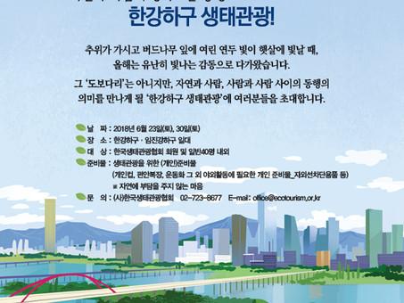 정기생태관광_한강하구