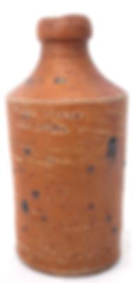 george evans, ginger beer bottle, sydney archaeology, brewer, cordial maker, goulburn