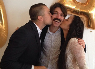 Matt & Kelly's 30th birthday / surprise wedding