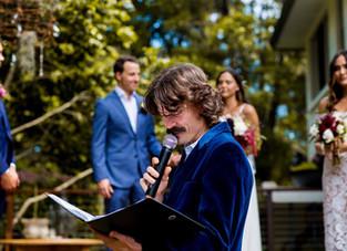 Thanks to Ainslee Burke - South Coast Wedding Photographer