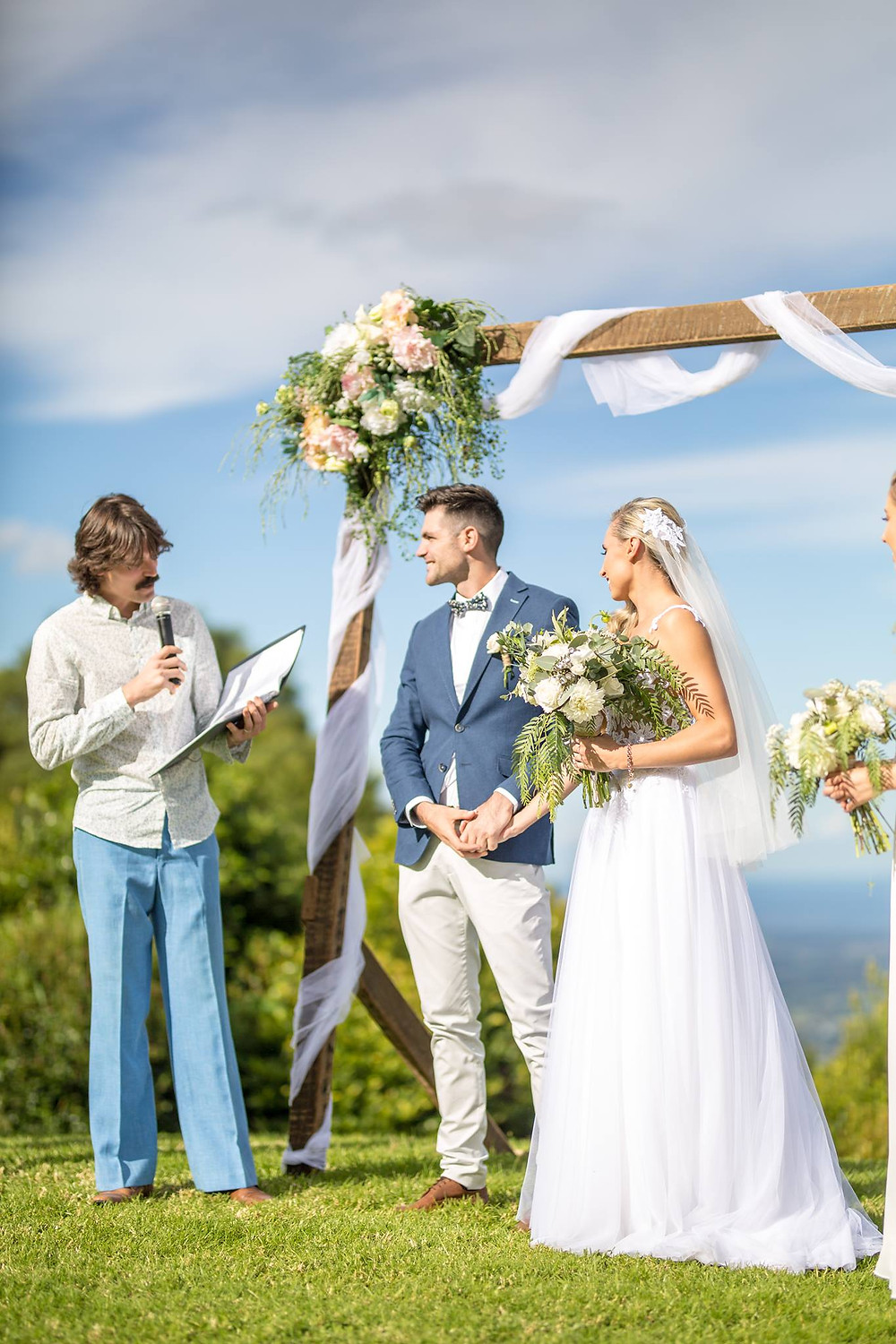 Brendan and Chloe's south coast ceremony by Matthew Aston Photography
