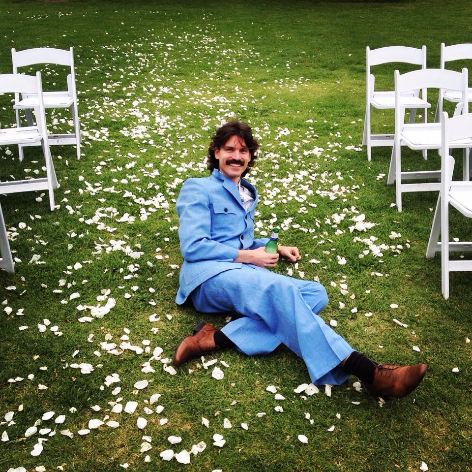 Todd Mayhew South Coast Wedding Celebrant in Milton