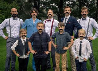 Show us your moustache!