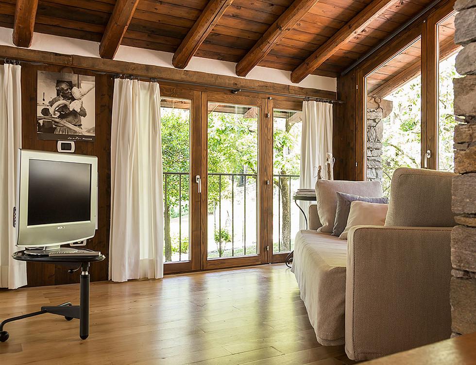 Rustico 1 Wohnzimmer